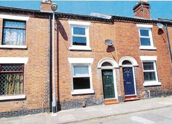 Thumbnail 2 bedroom property to rent in Morton Street, Burslem, Stoke-On-Trent