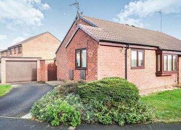 Thumbnail 2 bed bungalow for sale in Langdale Way, Dinnington, Sheffield
