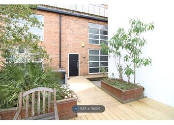 Thumbnail 3 bed flat to rent in Grafton Yard, London