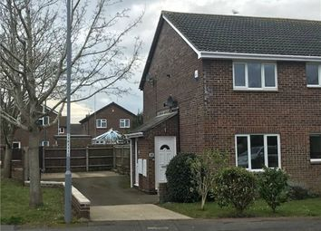 Thumbnail 1 bedroom semi-detached house to rent in Rodney Drive, Christchurch, Dorset
