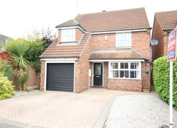 Thumbnail 4 bed detached house for sale in Holme Way, Worksop