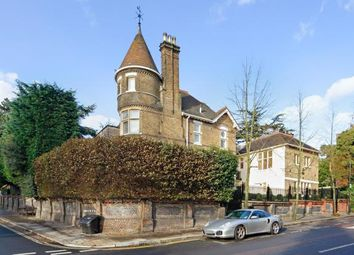 Thumbnail 4 bed detached house to rent in Frognal, Hampstead