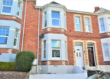Thumbnail 2 bed terraced house for sale in Kinross Avenue, Plymouth, Devon