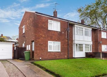 Thumbnail 1 bed flat for sale in Mcghie Street, Cannock, Staffordshire
