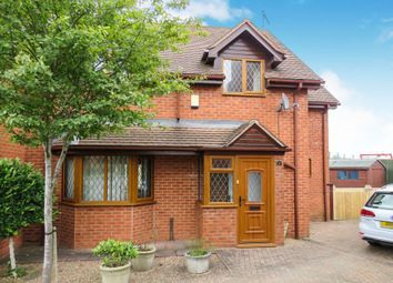 Thumbnail 3 bedroom semi-detached house for sale in Castle Mead, Weobley, Hereford