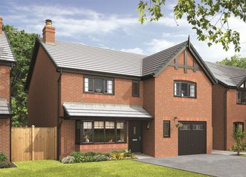Thumbnail 4 bed detached house for sale in The Shakespeare Cheerbrook Road, Willaston, Nantwich