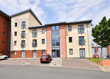 Thumbnail 2 bedroom flat for sale in St. Christophers Court, Maritime Quarter, Swansea