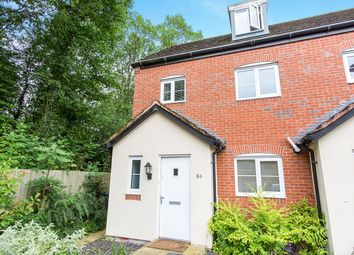 Thumbnail 3 bed terraced house to rent in Bath Vale, Congleton