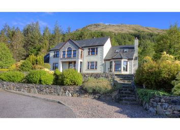 Thumbnail 6 bed detached house for sale in Lettermore, Ballachulish