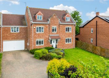 Thumbnail 6 bed detached house for sale in Boroughbridge Road, Knaresborough, North Yorkshire