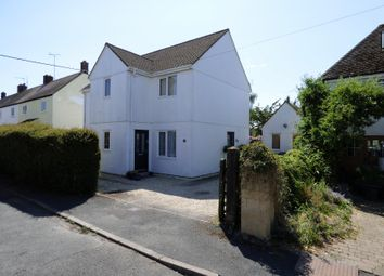 Thumbnail 3 bed detached house for sale in Bowling Green Avenue, Cirencester, Gloucestershire