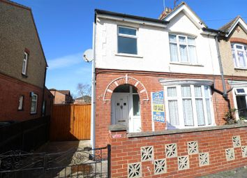 Thumbnail 3 bedroom property for sale in Purvis Road, Rushden