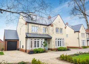 Thumbnail 6 bed detached house for sale in Hart Walk, Upper Heyford, Bicester