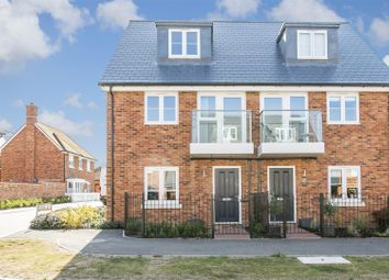 3 bed semi-detached house for sale in Greystone Square, Wouldham, Rochester ME1