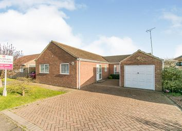 Thumbnail 4 bedroom detached bungalow for sale in Gravel Hill Way, Dovercourt, Harwich