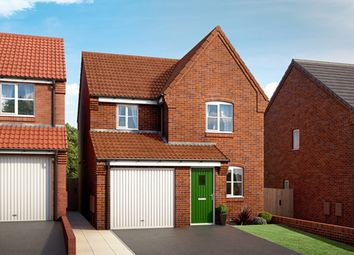 "Thumbnail 3 bed property for sale in ""The Fern"" at Mooracre Lane, Bolsover, Chesterfield"