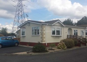 Thumbnail 3 bed mobile/park home for sale in Station Road, Sandycroft, Deeside