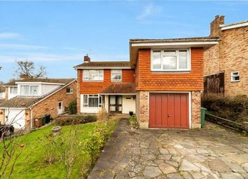 Thumbnail 4 bedroom detached house to rent in Windmill Way, Reigate