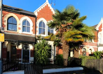 Thumbnail 4 bed property for sale in Fields Park Road, Pontcanna, Cardiff