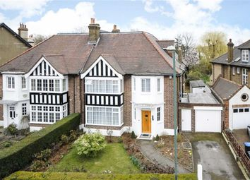 Thumbnail 4 bedroom semi-detached house for sale in Aylestone Avenue, Brondesbury Park, London