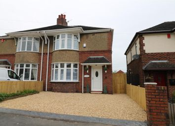 Thumbnail 3 bed property for sale in Grove Avenue, Heron Cross, Stoke-On-Trent