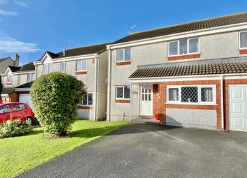 Thumbnail 4 bed semi-detached house for sale in Spencer Road, Plymstock, Plymouth