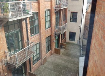 Thumbnail 2 bed flat to rent in Yeoman Lane, Leicester