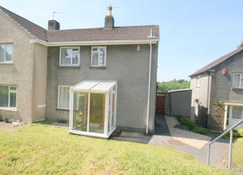 Thumbnail 2 bedroom semi-detached house for sale in Derby Road, Plymouth