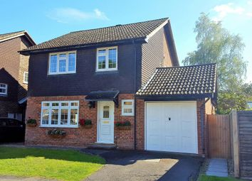 Thumbnail 4 bedroom detached house for sale in Henley Drive, Frimley Green
