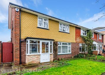 Thumbnail 4 bed semi-detached house for sale in Nimbus Road, Epsom
