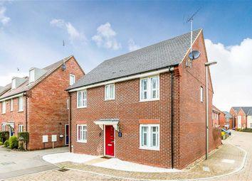 Thumbnail 4 bed detached house for sale in Arkwright Mews, Oakridge Park, Milton Keynes, Bucks