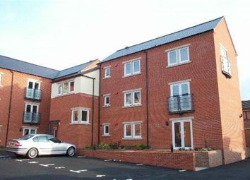 Thumbnail 2 bed flat to rent in Roman Court, Chester Green, Derby