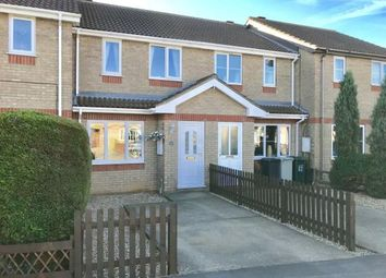Thumbnail 2 bed terraced house for sale in Fulmar Drive, Louth, Lincolnshire