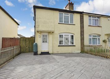 Thumbnail 3 bed semi-detached house for sale in Russell Place, Sutton At Hone, Dartford, Kent