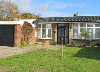 Thumbnail 2 bed semi-detached bungalow for sale in Carlton Crescent, Coton Green, Tamworth, Staffordshire