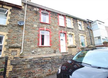 Thumbnail 2 bed terraced house for sale in Abercerdin Road, Gilfach Goch, Porth