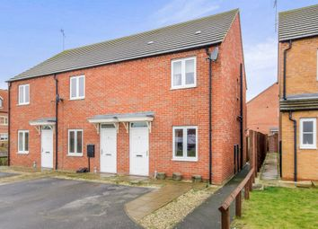 Thumbnail 2 bedroom end terrace house for sale in Willow Gardens, Selby