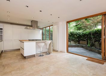 Thumbnail End terrace house to rent in Tower Close, Belsize Park NW3,