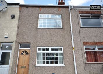 Thumbnail 2 bedroom terraced house for sale in Harold Street, Grimsby, N E Lincs