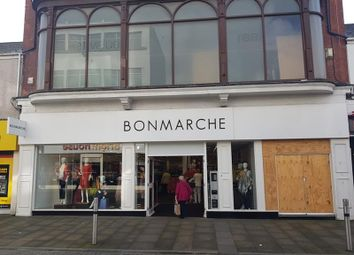 Thumbnail Retail premises for sale in 21, Oxford Street, Swansea