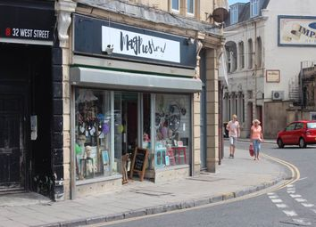 Thumbnail Commercial property to let in West Street, Weston-Super-Mare, North Somerset