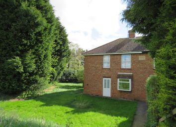 Thumbnail 3 bed semi-detached house for sale in Lutton Bank, Lutton, Spalding