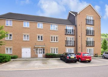 Thumbnail 1 bed flat for sale in Whitehead Drive, Rochester, Kent