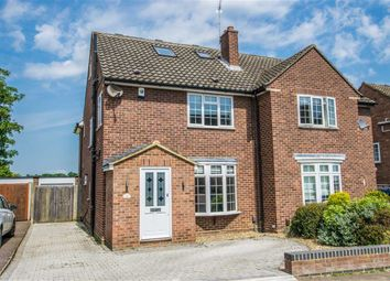 Thumbnail 4 bed semi-detached house for sale in St Leonards Road, Bengeo, Herts