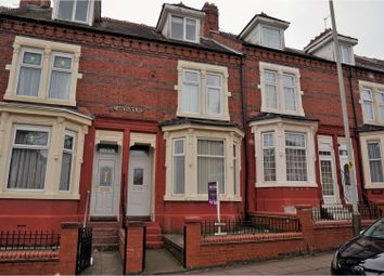 Thumbnail 4 bed terraced house for sale in St. Saviours Road, Leicester