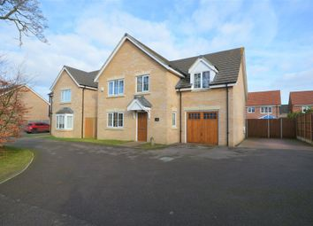 Thumbnail 5 bed detached house for sale in Oulton Road North, Lowestoft, Suffolk
