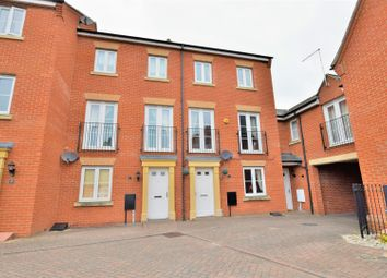 Thumbnail 4 bed town house for sale in Roper Close, Colchester