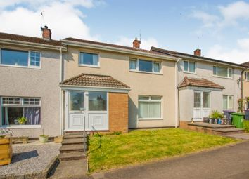 Thumbnail Terraced house for sale in Goodrich Court, Llanyravon, Cwmbran
