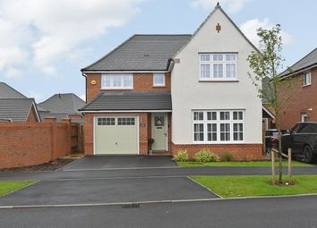 Thumbnail 4 bed detached house for sale in Parsons Green, Derby
