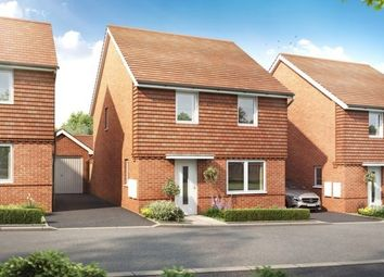 Thumbnail 4 bed detached house to rent in Hasket Road, Basingstoke